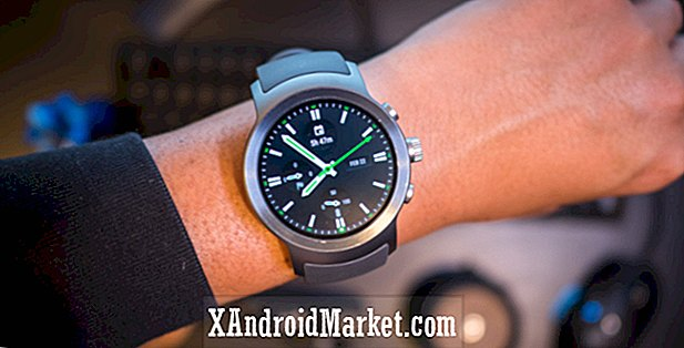 Revue LG Watch Sports et Style de montre