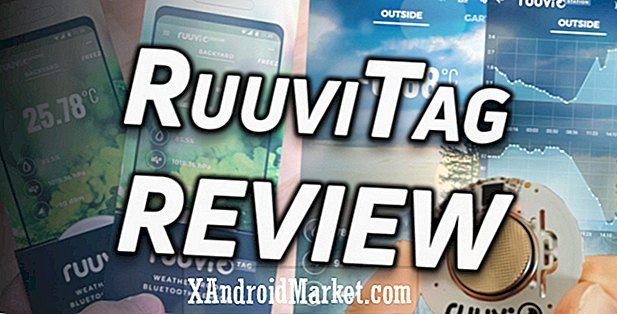 RuuviTag review: sensoren, BLE, JavaScript en heel veel nerds