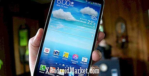 Samsung Galaxy Mega 6.3 Commentaire