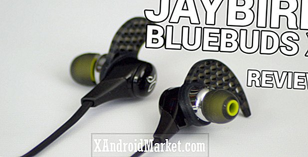 Jaybird BlueBuds X recension