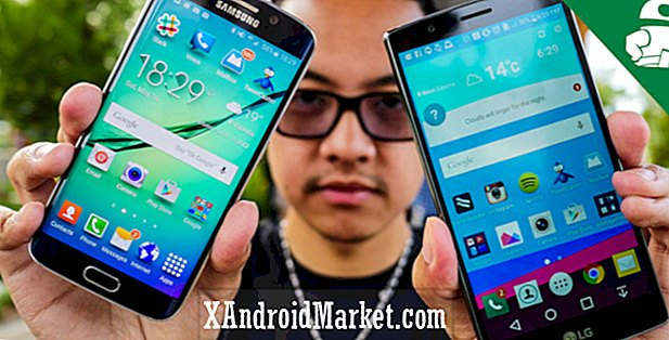 LG G4 vs Samsung Galaxy S6 / S6 Edge
