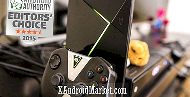 NVIDIA Shield Android TV revisión