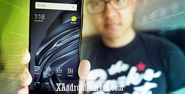 Xiaomi Mi Mix 2S Review: Glansen forblir
