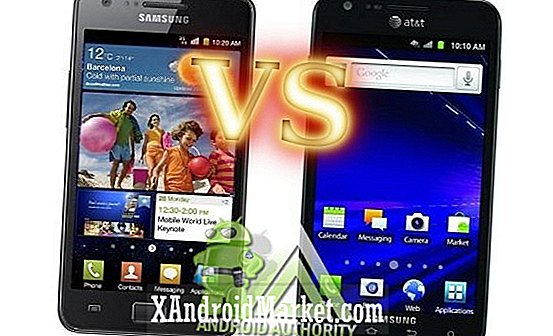 Galaxy S2 versus Galaxy S2 Skyrocket: One and Same - Not