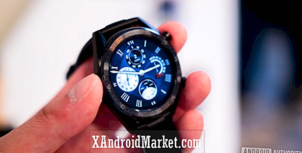 Huawei Watch GT hands-on: Huawei's Galaxy Watch-konkurrent