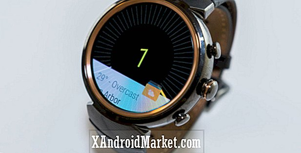 ASUS ZenWatch 3 recension