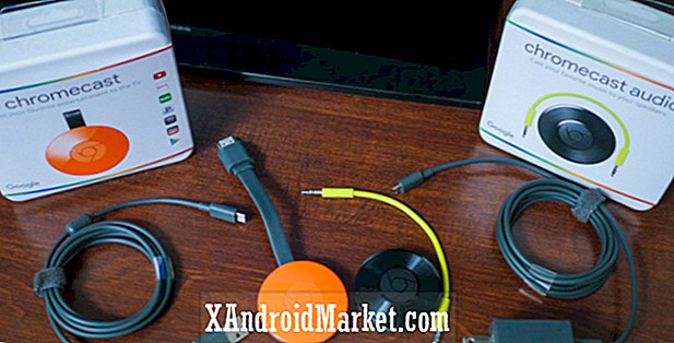 Chromecast 2015 et Chromecast Audio Review