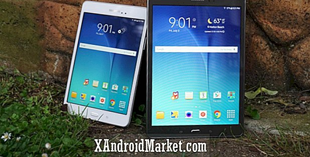 Samsung Galaxy Tab A 8.0 och Galaxy Tab A 9.7 recension