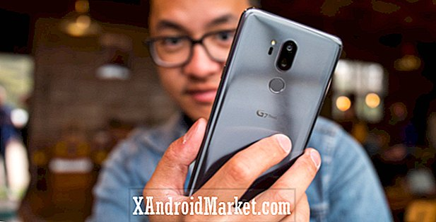 LG G7 ThinQ práctica: Amplificado