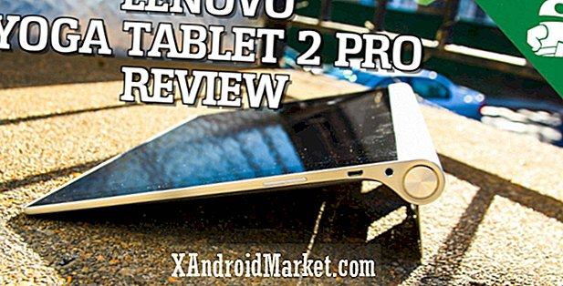 Test de Lenovo Yoga Tablet 2 Pro