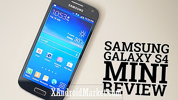 Samsung Galaxy S4 Mini review (video)