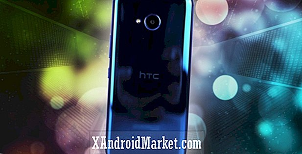 HTC U11 Life (med HTC Sense) recension