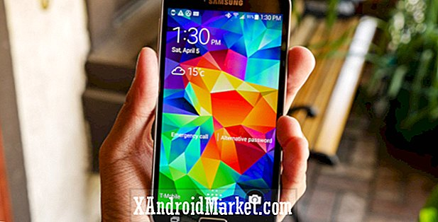 Samsung Galaxy S5 anmeldelse