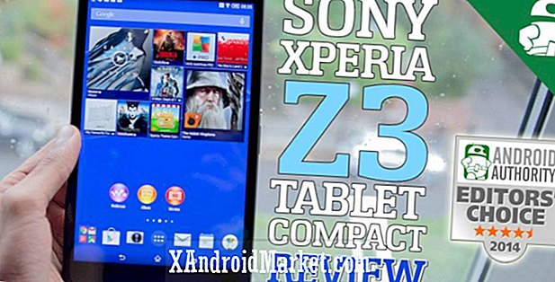 Sony Xperia Z3 Compact Tablet Review