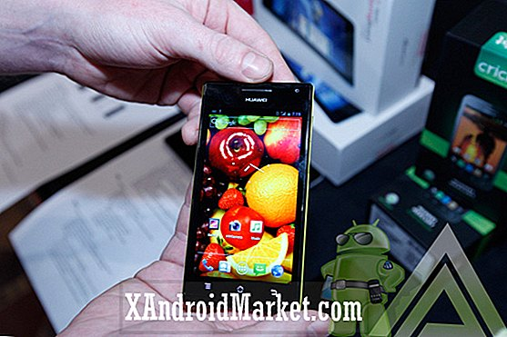 Huawei Ascend P1 Smartphone Hands On Review met video