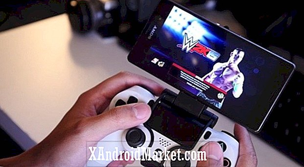 Sony Xperia Z3 Game Control Mount og PS4 Remote Play (video)
