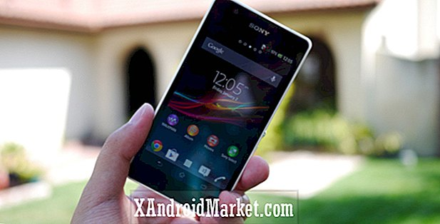 Sony Xperia ZR anmeldelse