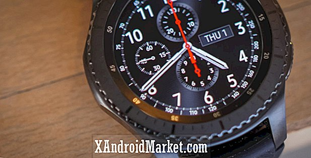 Samsung Gear S3 Commentaire