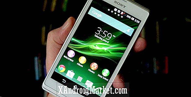 Sony Xperia L anmeldelse