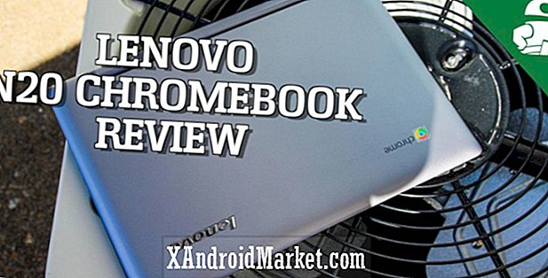 Lenovo N20 Chromebook Review