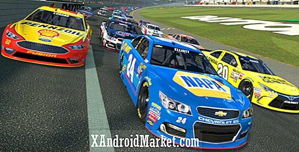 NASCAR trekker inn i NVIDIA SHIELD i Real Racing 3 Update