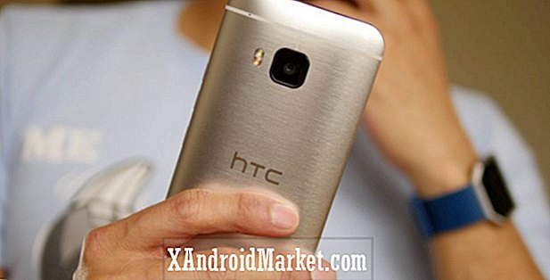 HTC One M9 opdateringssporing