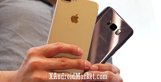 Samsung Galaxy S8 Plus vs Apple iPhone 7 Plus coup d'oeil rapide