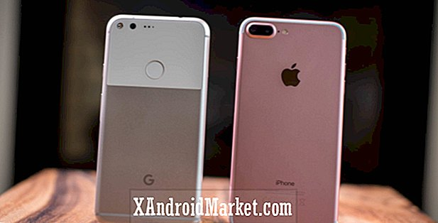 Google Pixel XL vs. Apple iPhone 7 Plus
