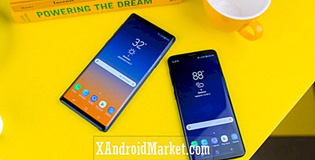 Galaxy Note 9 vs Galaxy S9 Plus: Vilken galax äger du?