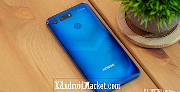 Comparación de especificaciones: Honor View 20 vs. Honor View 10