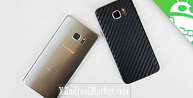 Samsung Galaxy Note 7 vs Galaxy S7 Edge